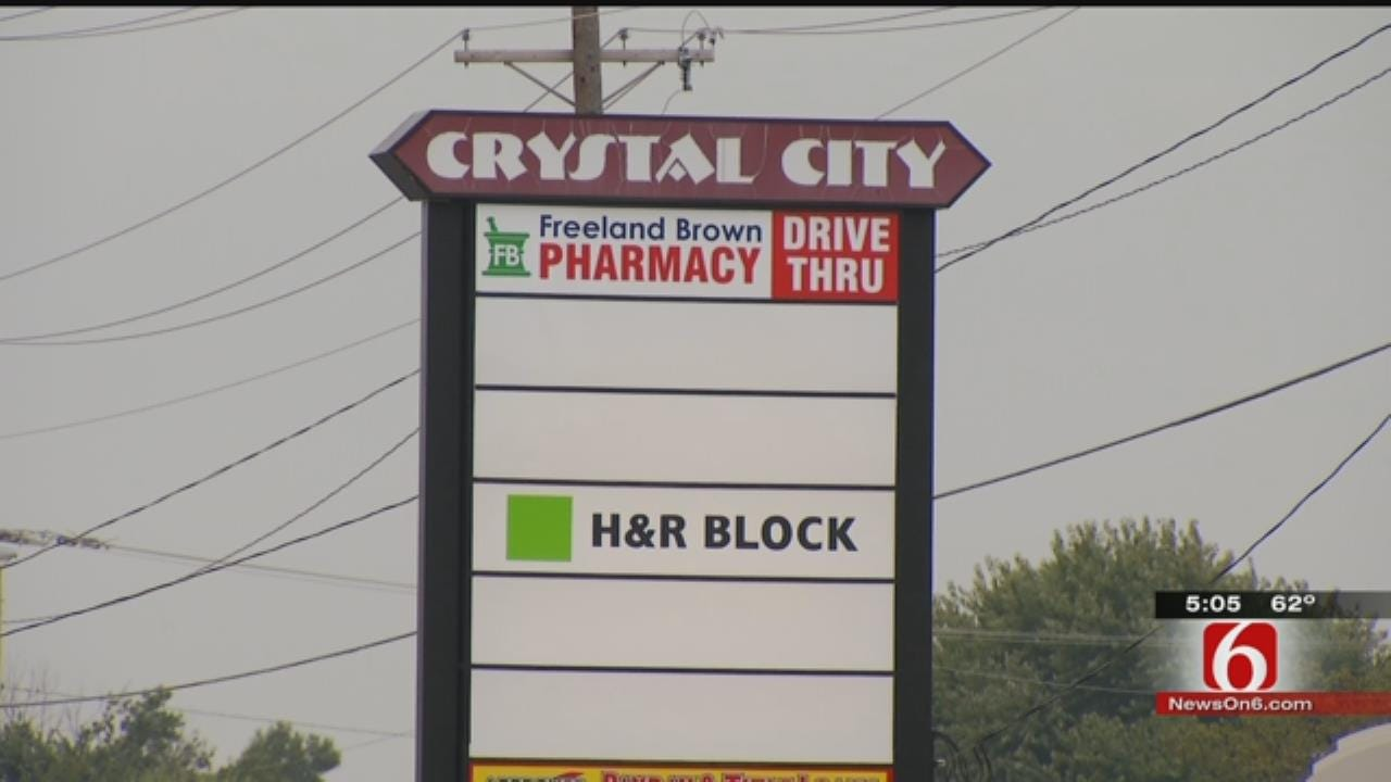 West Tulsa Shopping Center Seeing New Life