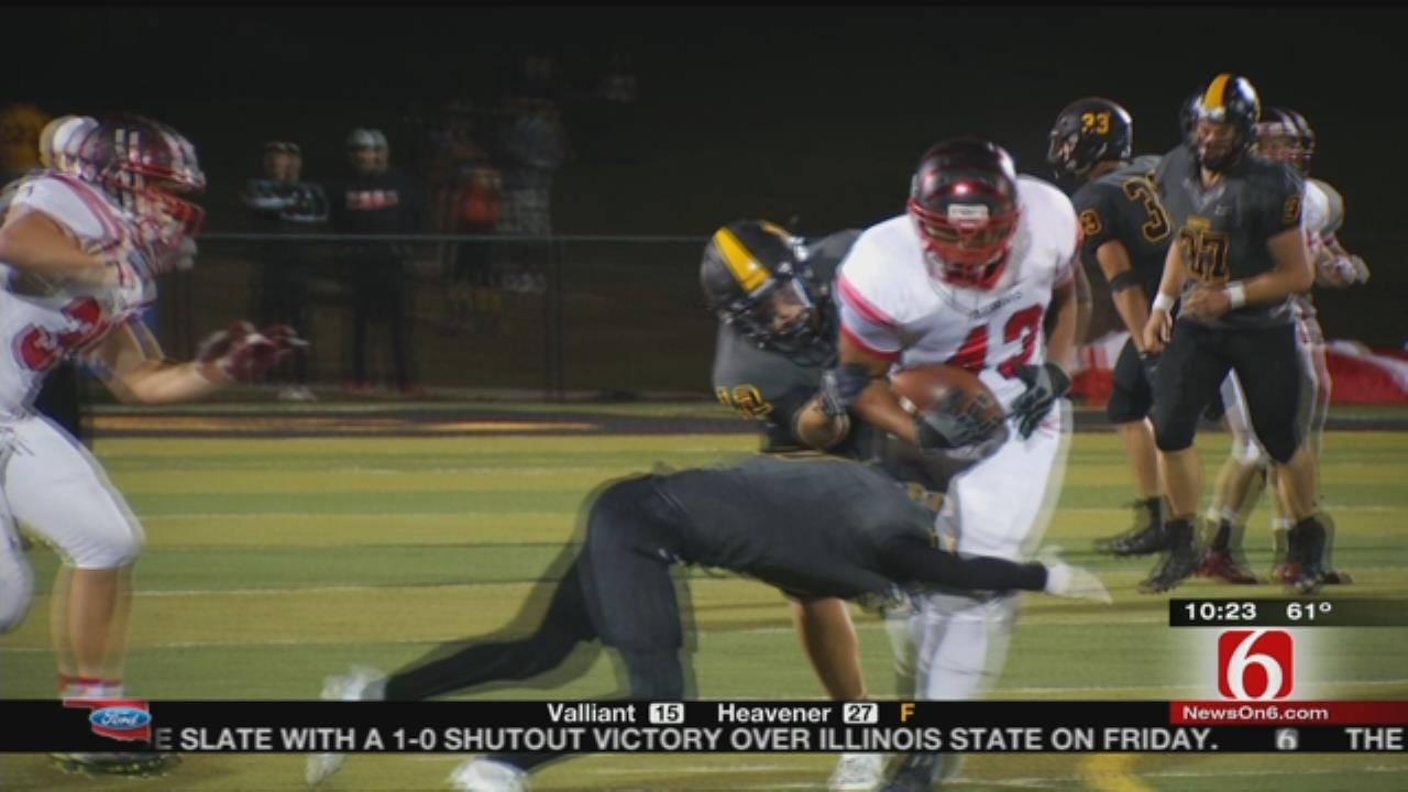 Claremore Drops To Sand Springs