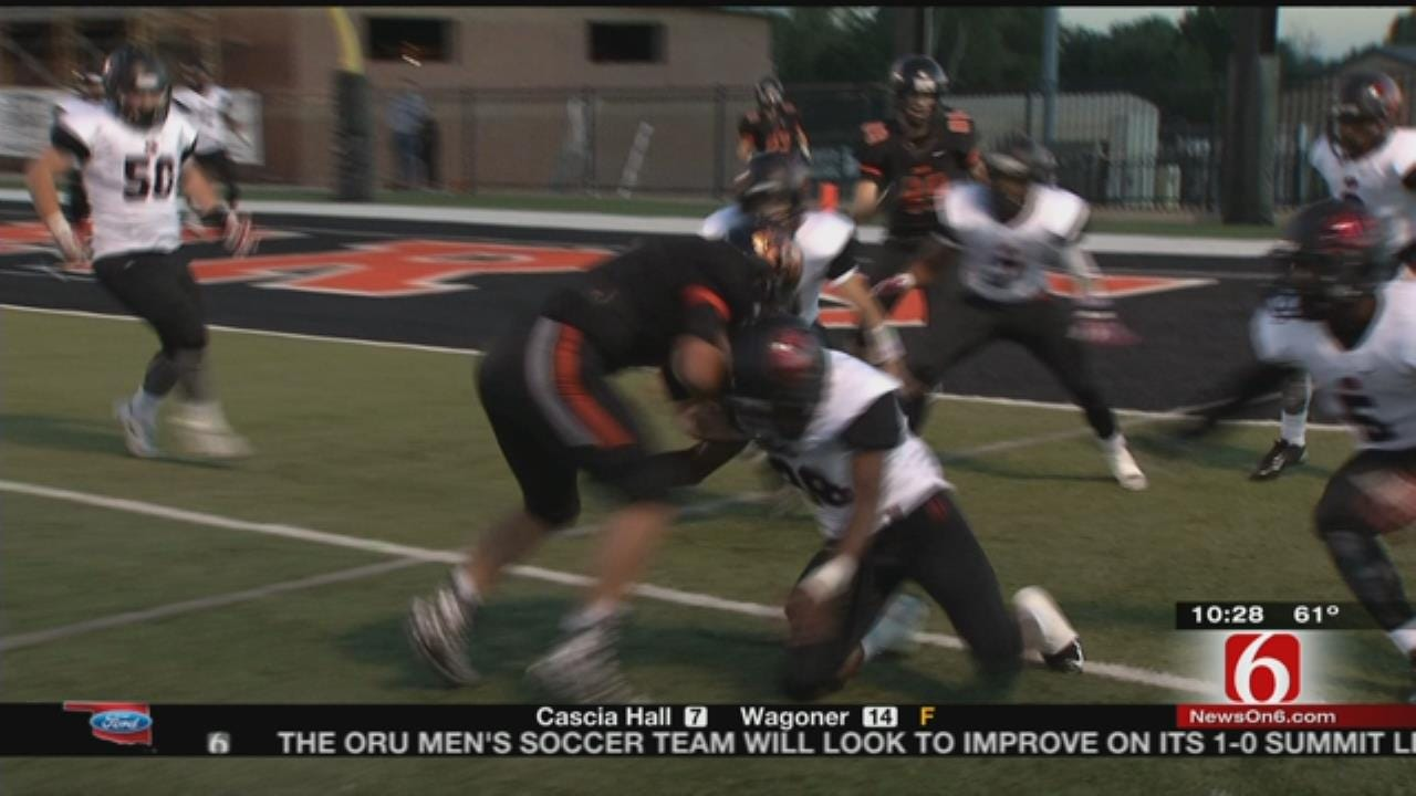 Coweta Prevails Over East Central