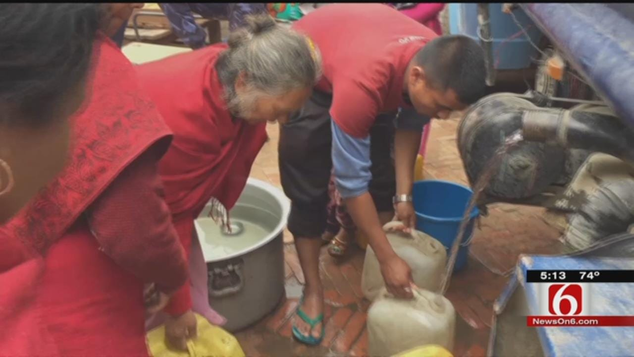 Green Country Volunteers Return To Help After Nepal Earthquakes