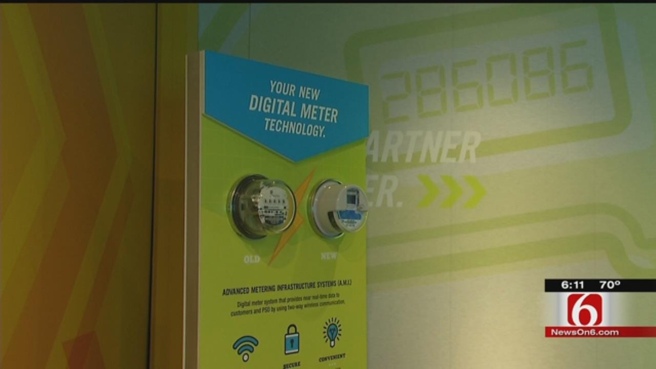 New Digital Meters Save Energy, Money, PSO Says