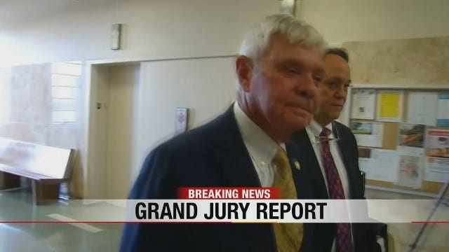Tulsa County Sheriff Resigns After Indictments Handed Down