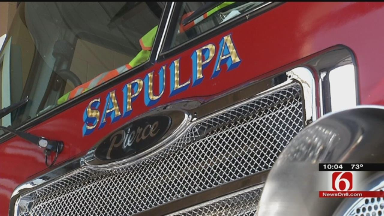 New Agreement Stops Sapulpa Fire From Responding To County Medical Calls