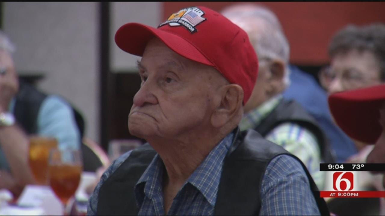 Oklahoma Veterans Get Chance Of Lifetime With Cherokee Warrior Flight