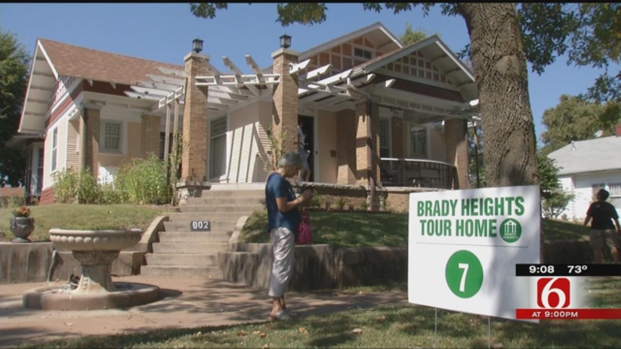 Brady Heights Home Tour Spotlights Tulsa's Historical Treasures