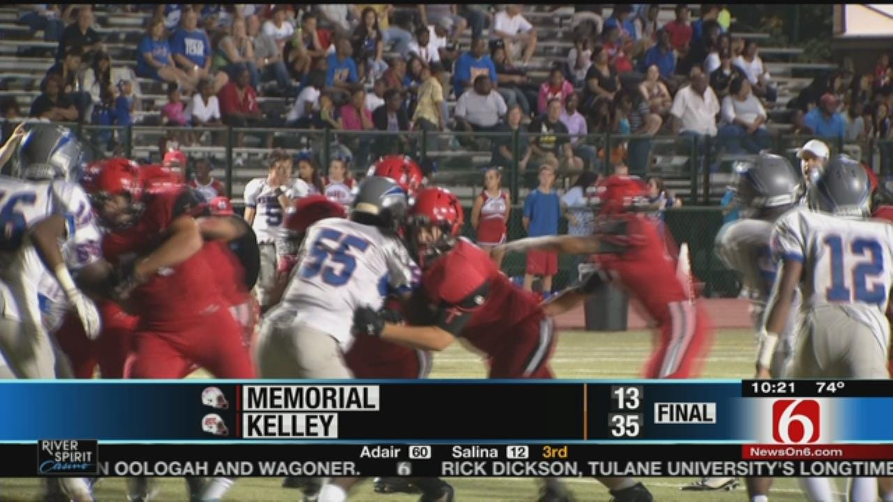 Memorial Falls To Bishop Kelley