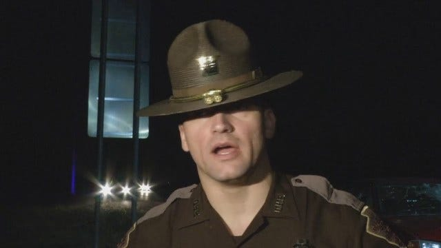 WEB EXTRA: OHP Trooper John Thomas Talks About The Incident