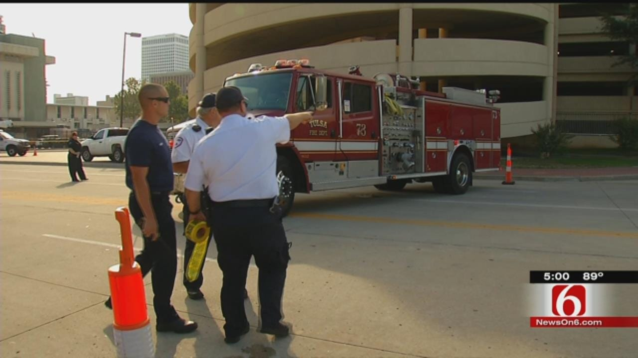 Suspicious Incident Closes Streets Around Tulsa's Federal Courthouse