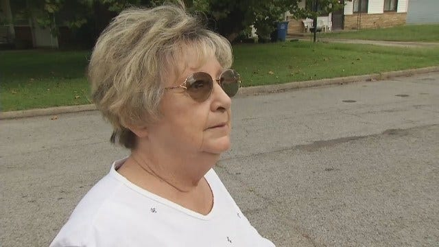 WEB EXTRA: Tulsa Woman Talks About Confronting Suspected Car Thief