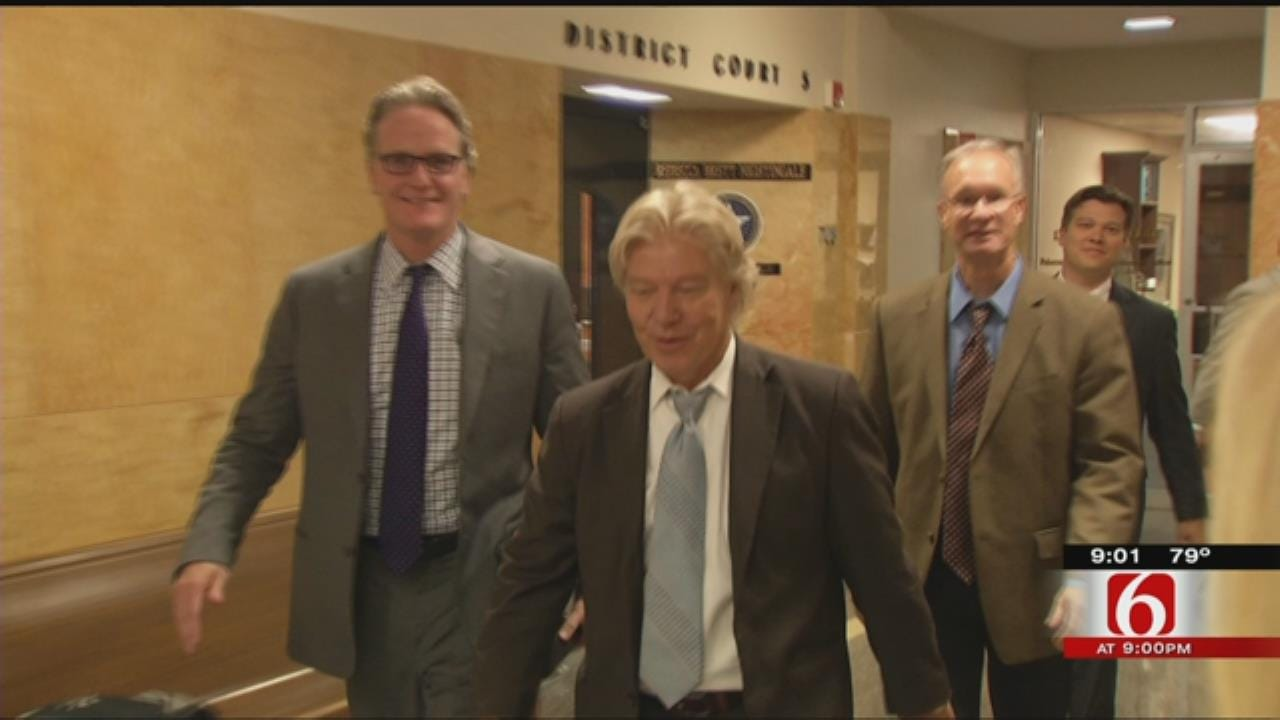 Attorney For Reserve Deputy Argues In Tulsa Court