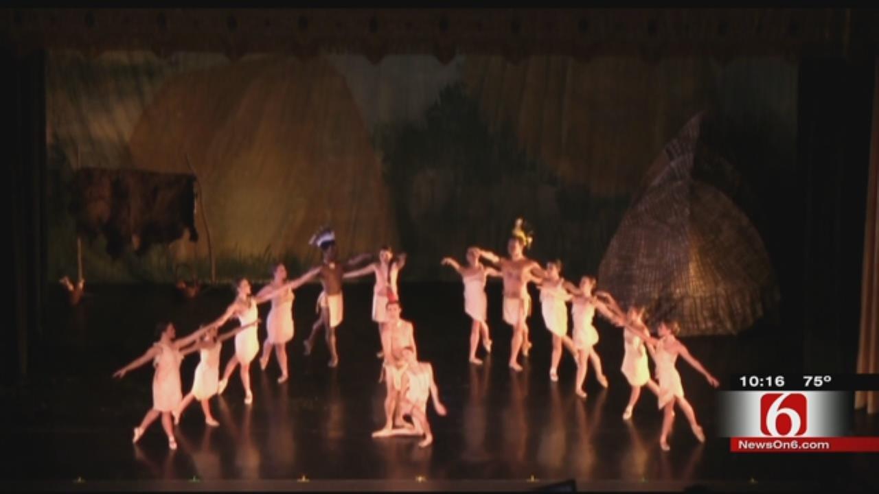 Osage Dancers To Perform Original Ballet For Pope Francis