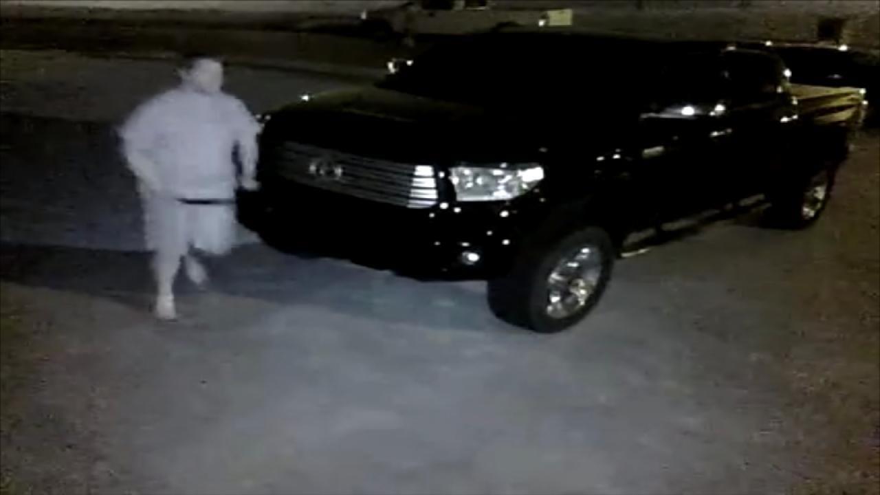 CAUGHT ON TAPE: Jenks Vandals Slash Tires