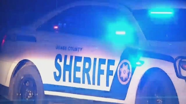 WEB EXTRA: Video From Scene Of Osage County Traffic Stop