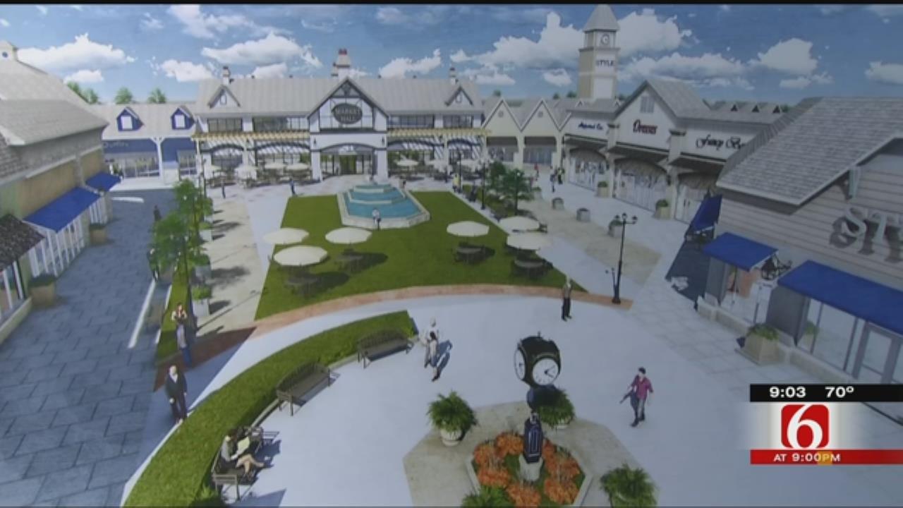 Simon Premium Malls Makes Jenks Location Official