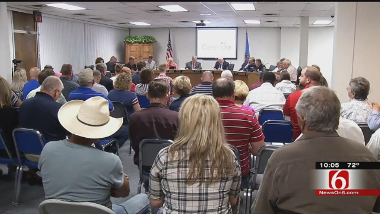 Utility Bills Higher Than Mortgage Payments, Claremore Residents Say
