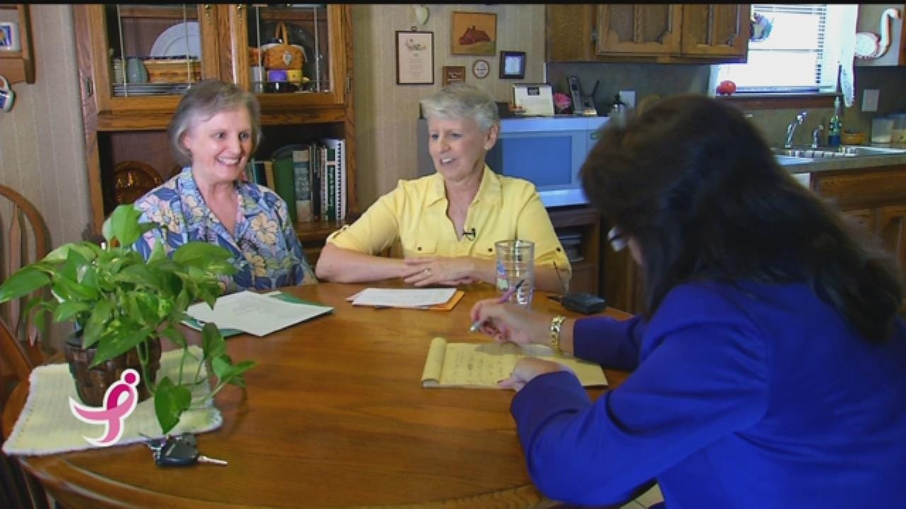 Tulsa Sisters Who've Survived Breast Cancer, Understand The Risk