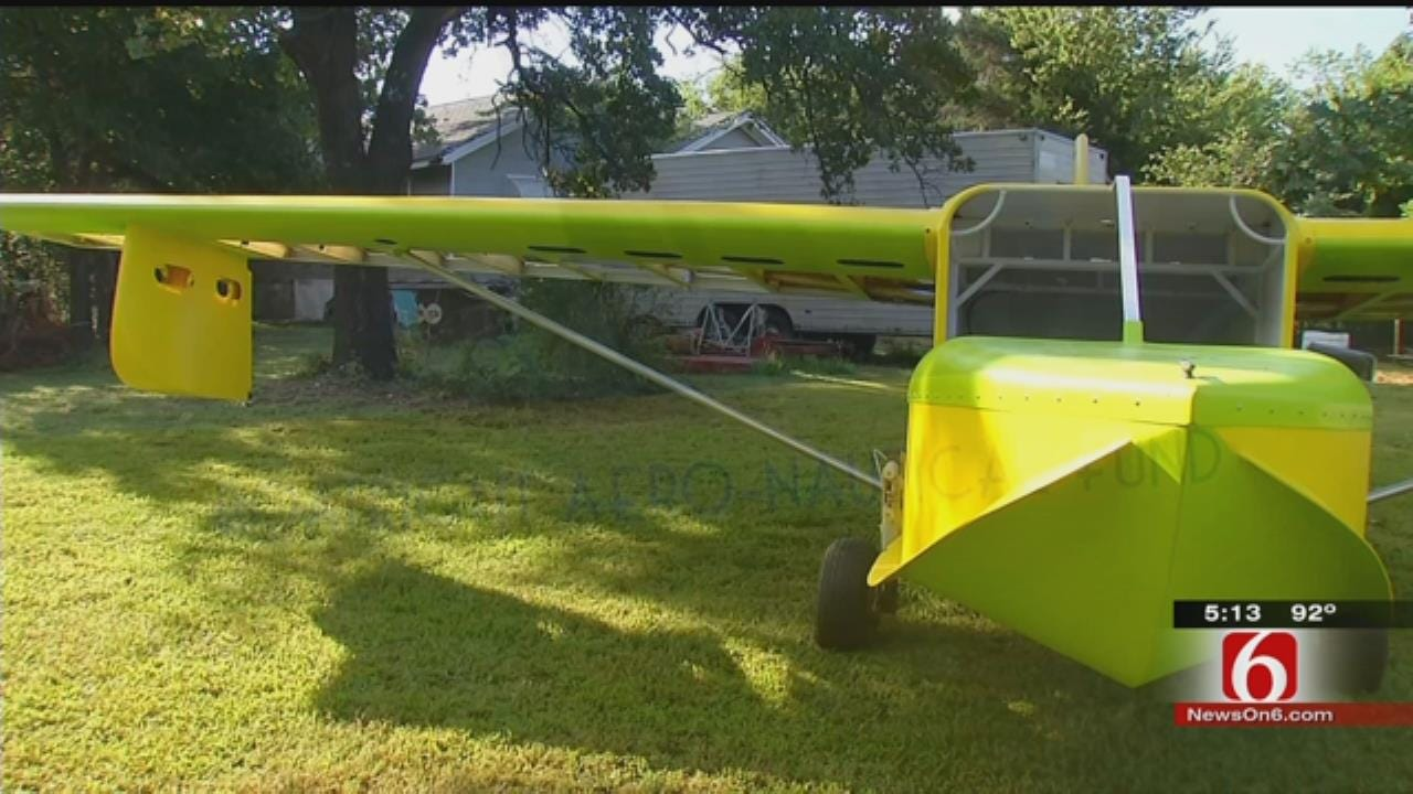 Airplane To Take Float In Great Raft Race