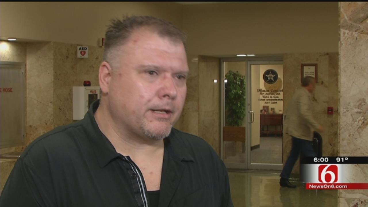 Former Tulsa Deputy Hopes Grand Jury Will Hear Truth About TCSO
