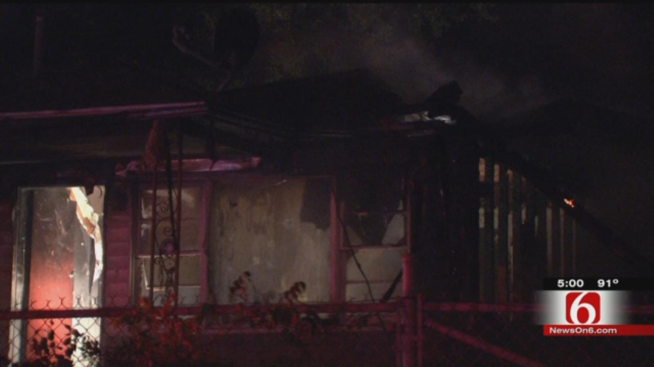 Man Pleads Guilty In Deadly Tulsa House Fire