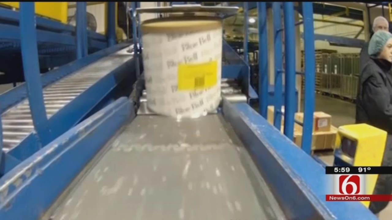 Broken Arrow Blue Bell Plant To Start Test Runs This Week