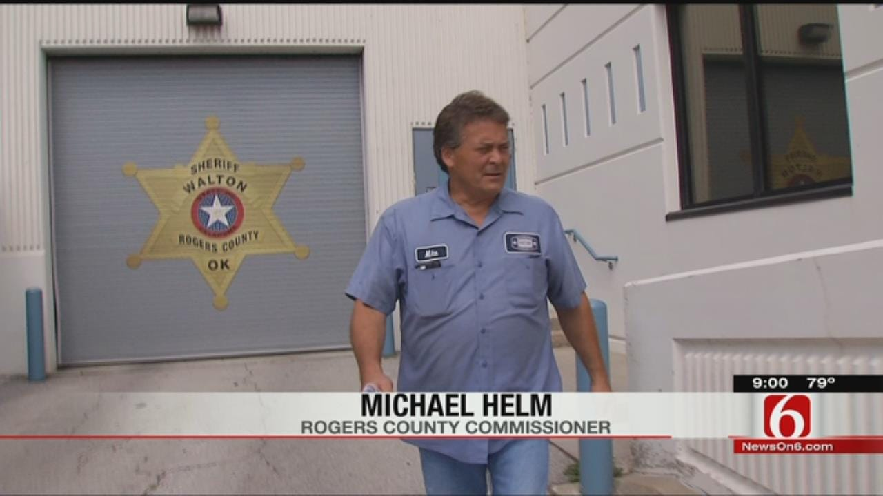 Rogers County Commissioner Accused Of Embezzlement 'Innocent Until Proven Guilty'