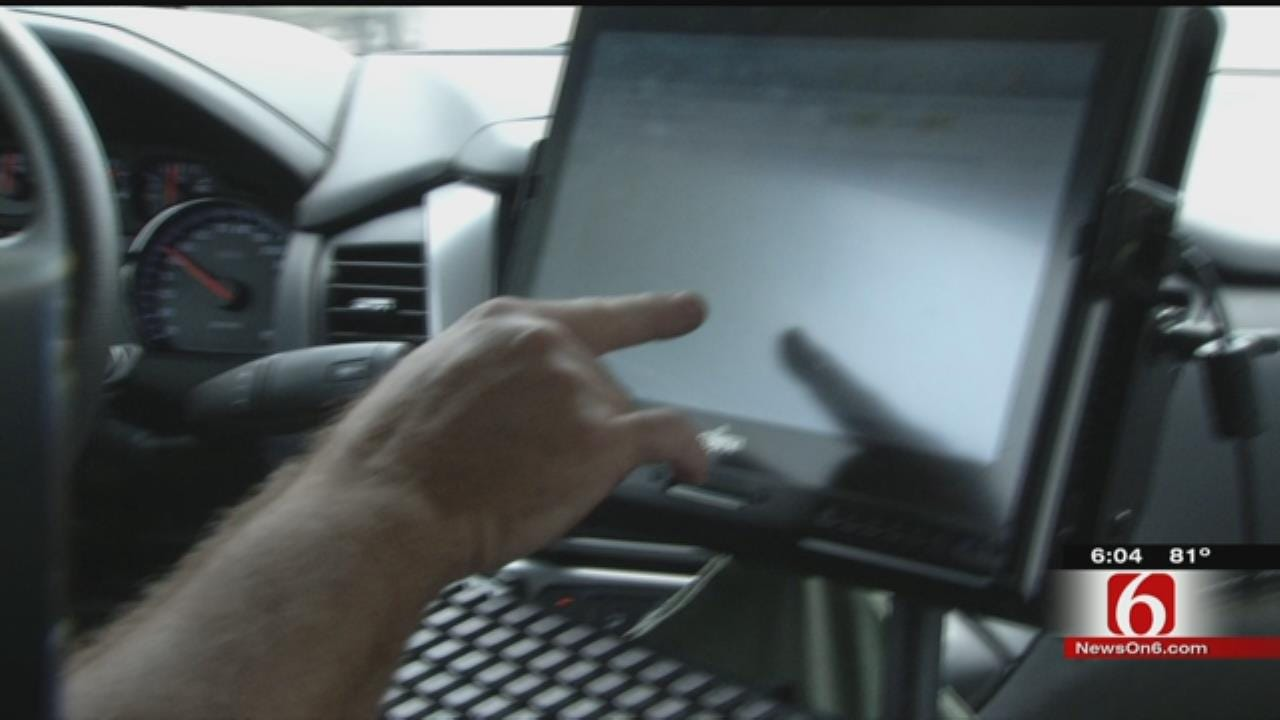 New Technology Speeds Up Process, Saves Lives, Claremore Police Say