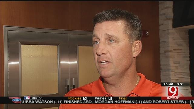 Mike Gundy One-On-One (Part 2)