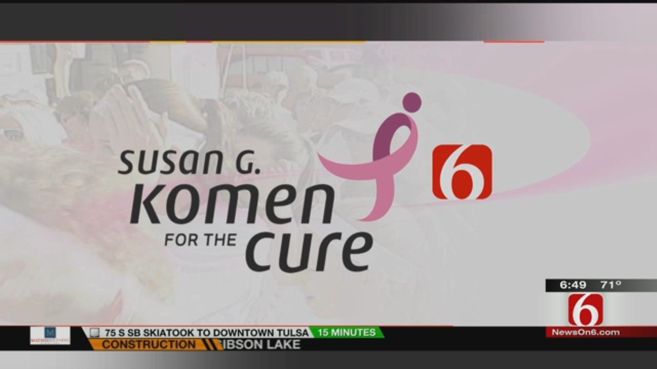 Tulsa Woman's Fight To Be A Breast Cancer Survivor