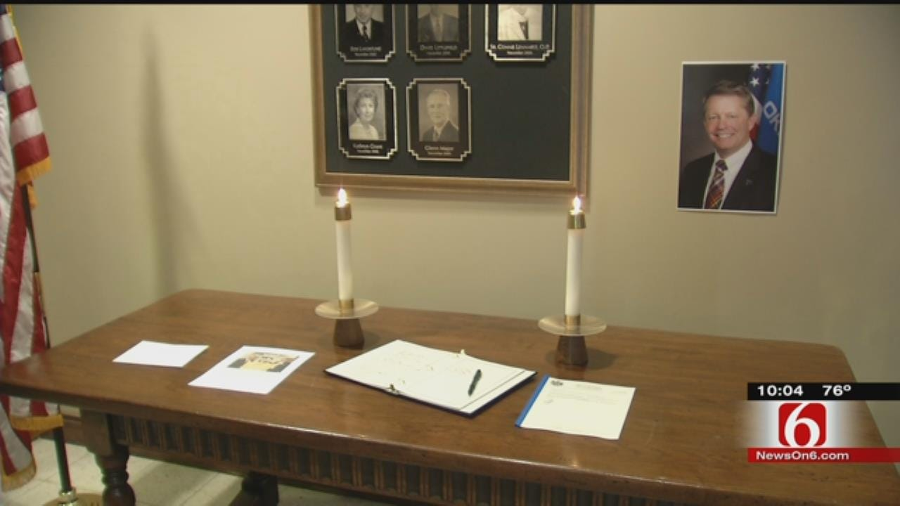 Tulsans Honor Late State Labor Commissioner