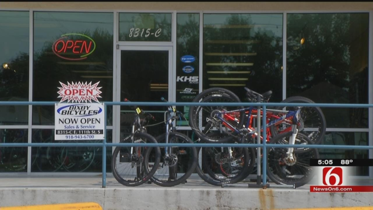 Bixby Bike Shop Targeted By Vandals Reopens With Tighter Security
