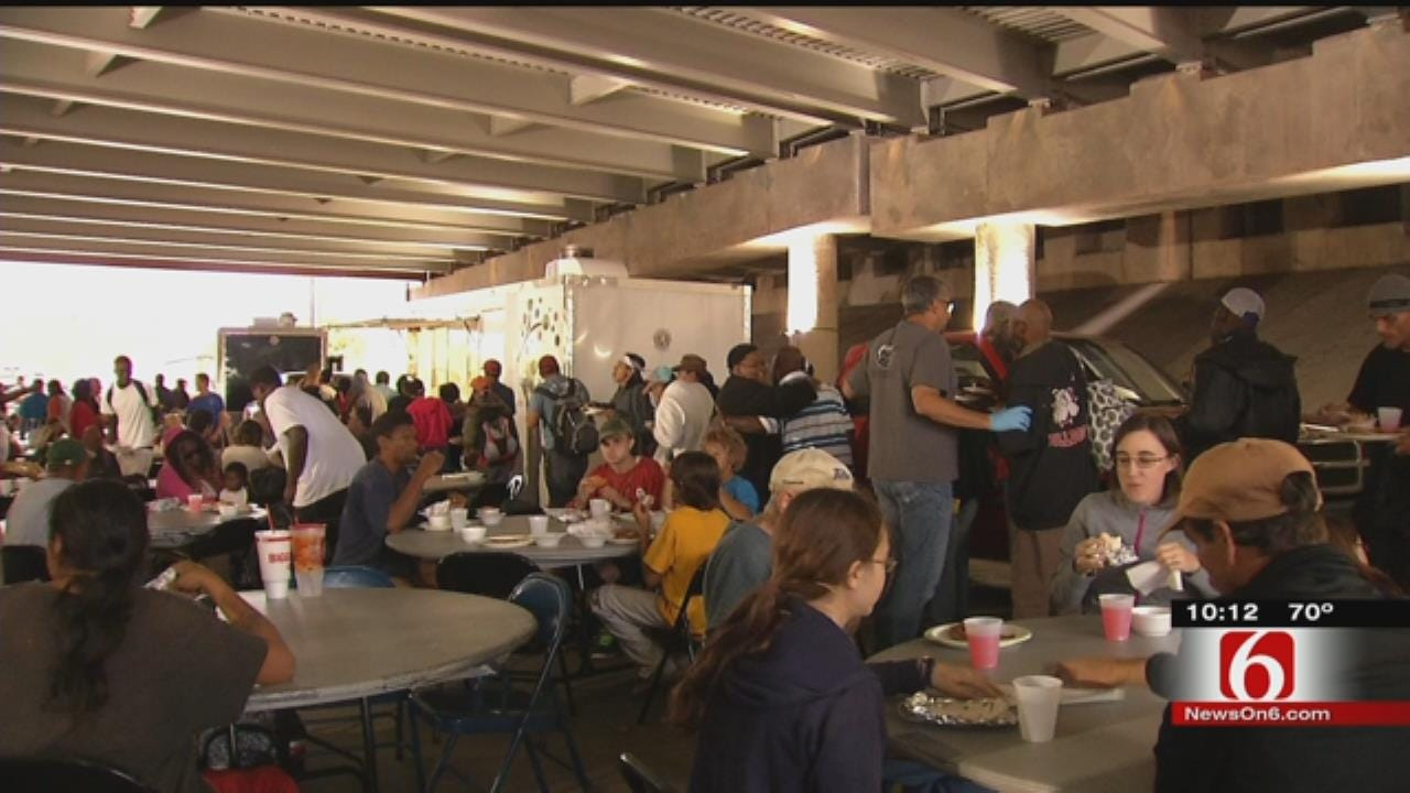Safety Issues Could Force Tulsa Community Group To New Location