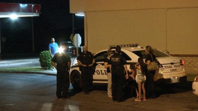 Two Sisters, Three Kids Carjacked At Tulsa Car Wash