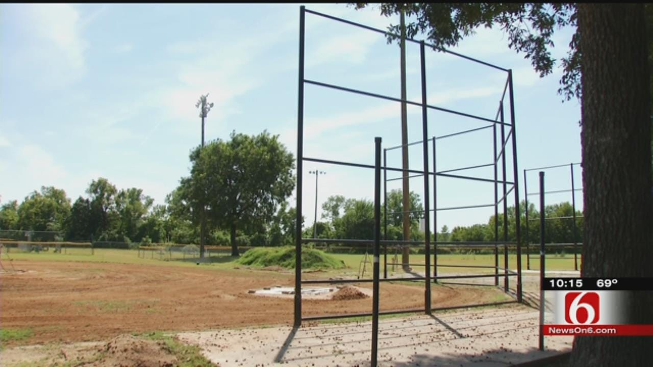 Sand Springs Community Continues To Rebuild After March Tornado