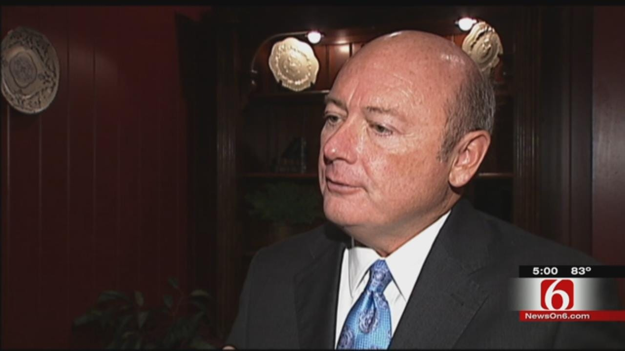 Owasso State Senator Charged With Financial Fraud, Enters Plea