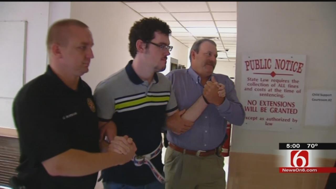 Muldrow Teen Walks Again, Testifies Against Woman Accused Of Leaving Him To Die