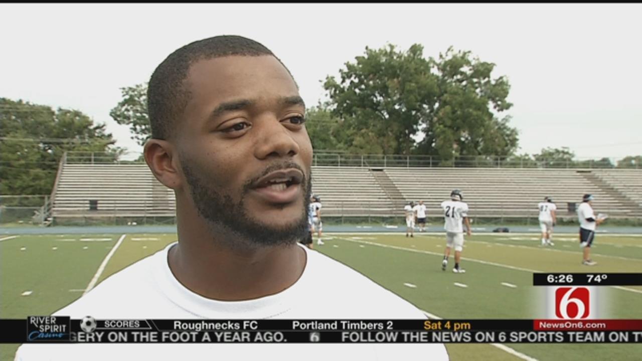 Former OSU Running Back, Union Star Jeremy Smith Starts New Journey As Bartlesville Coach