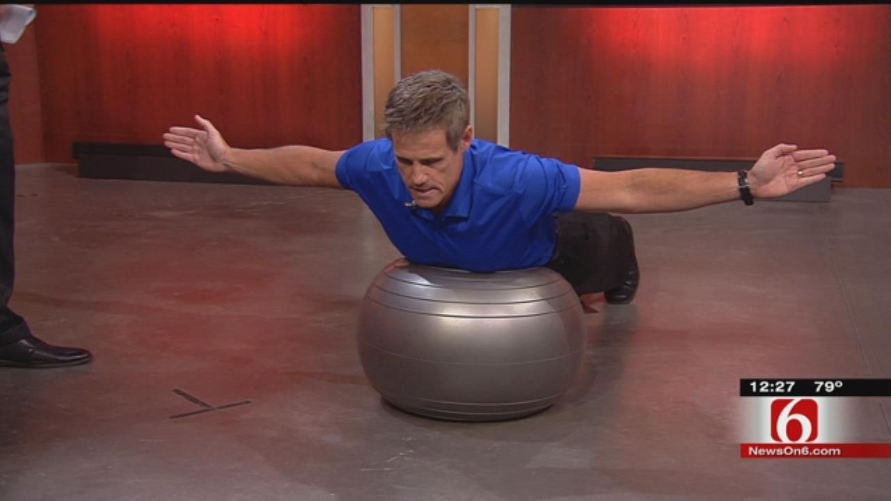 Tulsa Chiropractor: Exercises Can Help Prevent 'Text Neck'