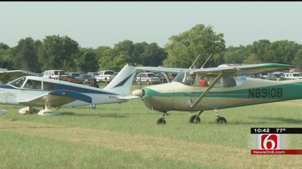 Oologah Fly-In Honors Lives Of Will Rogers, Wiley Post