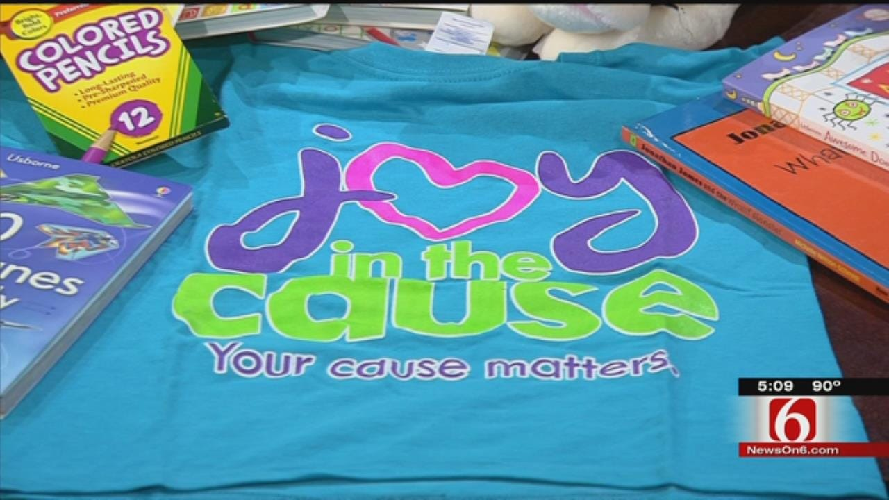 Group To Donate Backpacks, Supplies To Tulsa Police To Comfort Children
