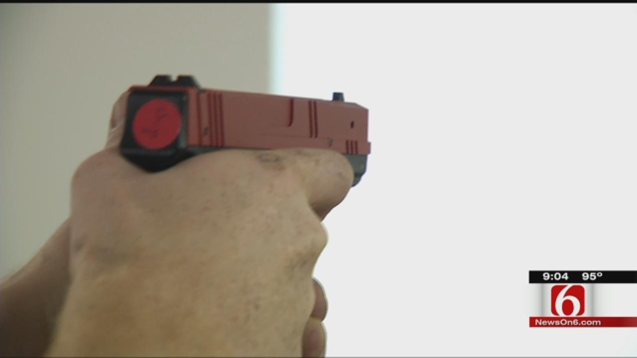 Gun Simulator Facility Trains Public To Be Ready When Danger Hits