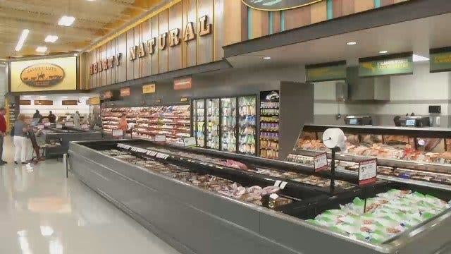 WEB EXTRA: Video Inside Reasor's New Tulsa Store On Peoria
