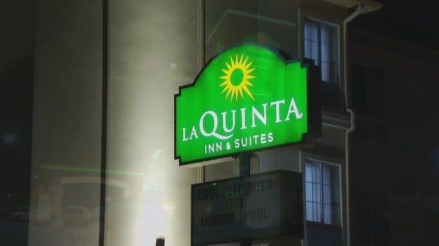 WEB EXTRA: Video From Tulsa Airport LaQuinta Inn