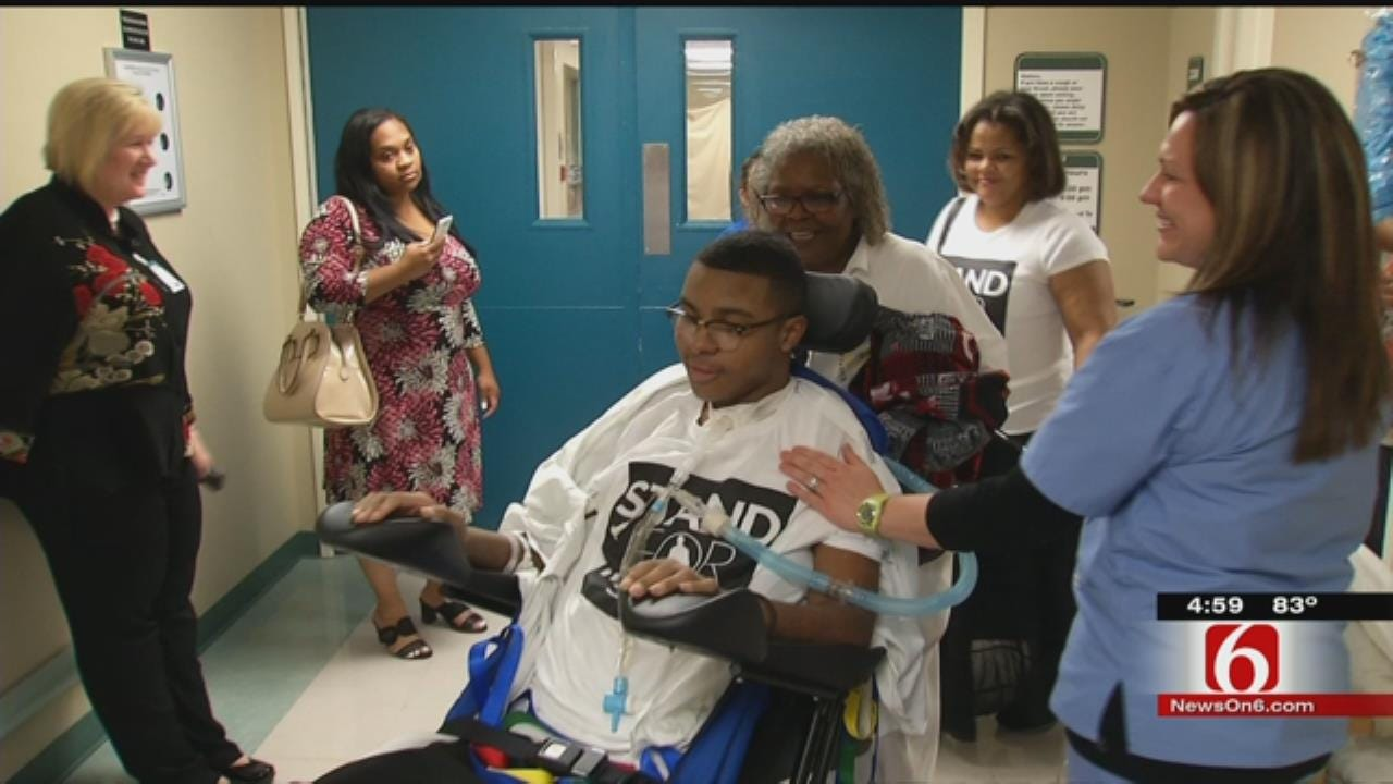 Security Guard High On Pot When He Shot Tulsa Man, Attorneys Say