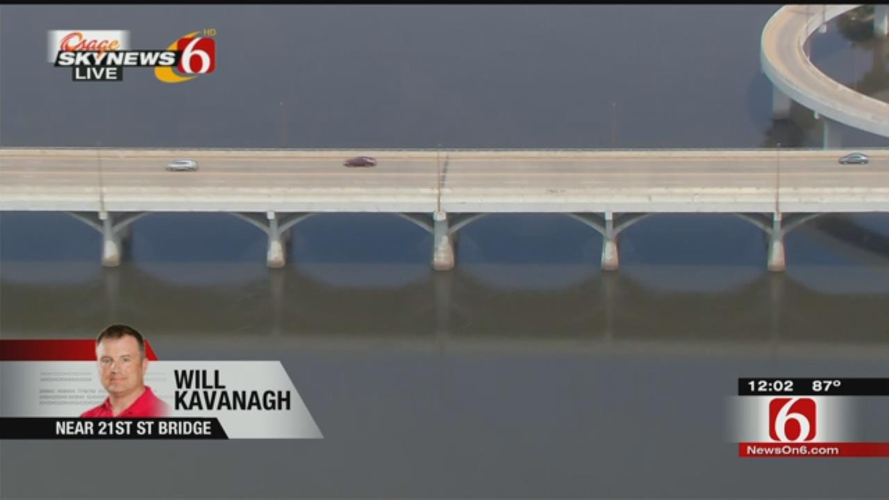 Inspections To Cause Lane Closures On Tulsa Bridges Over Arkansas
