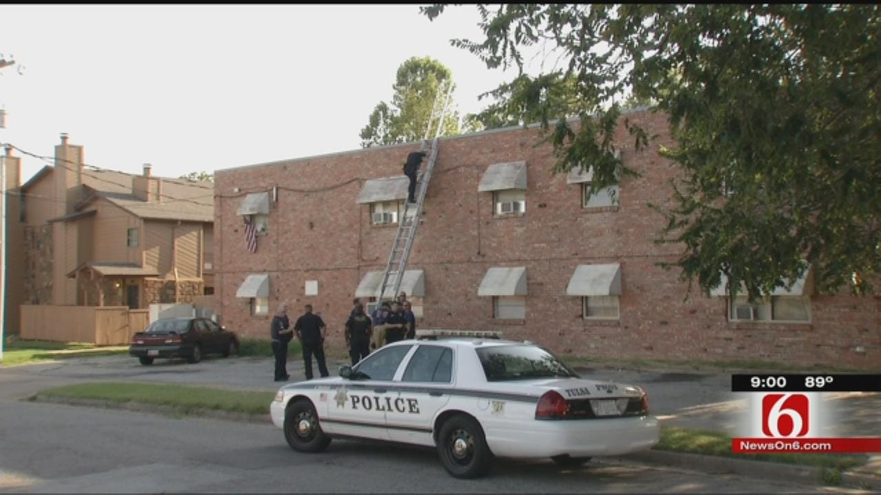 Victim Shot In Face At Midtown Apartment Building, TPD Says