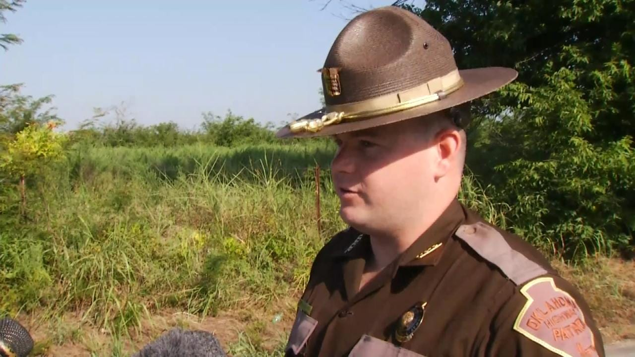WEB EXTRA: OHP Trooper Andy Floyd Talks About Crash