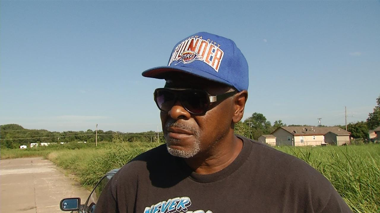 WEB EXTRA: Interview With Bartlesville Murder Victim's Uncle