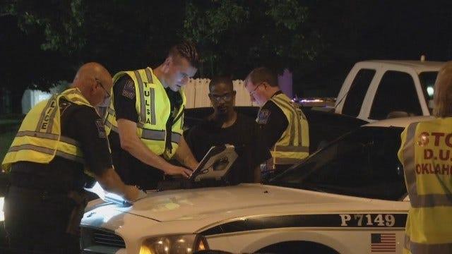 Tulsa DUI Checkpoint Nets 16 Arrests