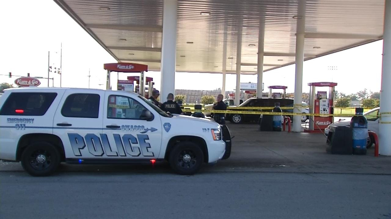 WEB EXTRA: Scenes From Fatal Owasso Shooting