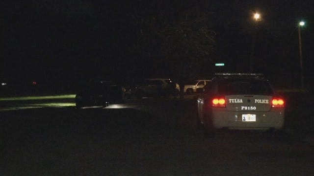 WEB EXTRA: Video From Scene Of Accidental Gunfire Arrest
